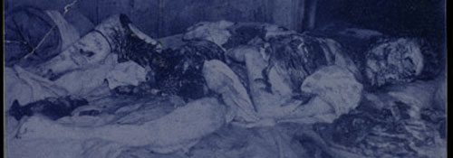 Photo of Ripper Victim Mary Kelly