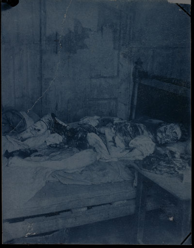 Photo of Jack the Ripper Victim Mary Kelly