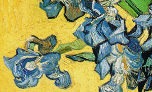 Van Gogh Right Leg